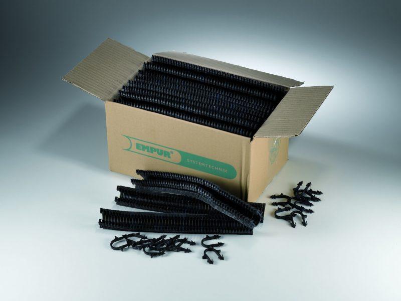 Tackernadel kurz, für Rohrleitungen bis 20mm, für PUR/PE Dämmplatten-0