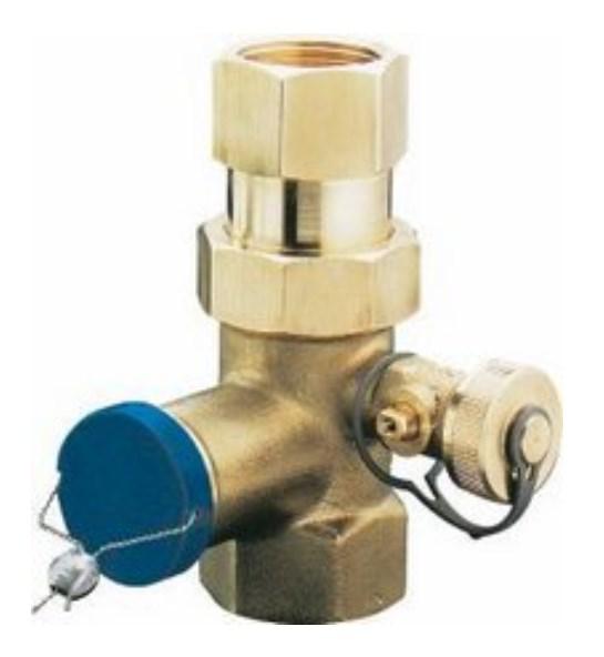 Buderus Membran-Ausdehnungsgefäß Logafix für Heizung, blau, 18 bis 300 Liter-2430