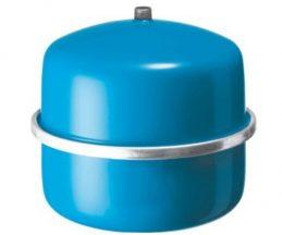 Buderus Membran-Ausdehnungsgefäß Logafix für Heizung, blau, 18 bis 300 Liter-0