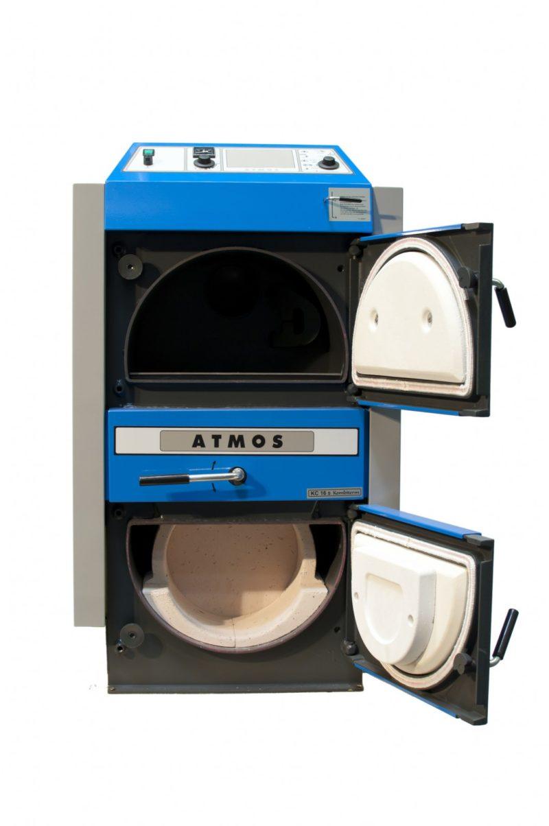 Atmos Kohlevergaser Kessel KC16S bis KC45S Kohlevergaserkessel-2665