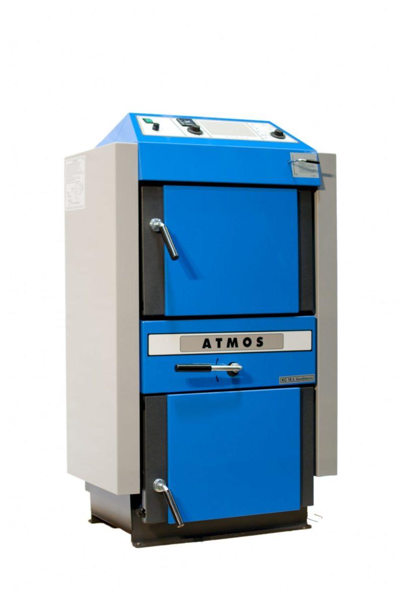 Atmos Kohlevergaser Kessel KC16S bis KC45S Kohlevergaserkessel-0