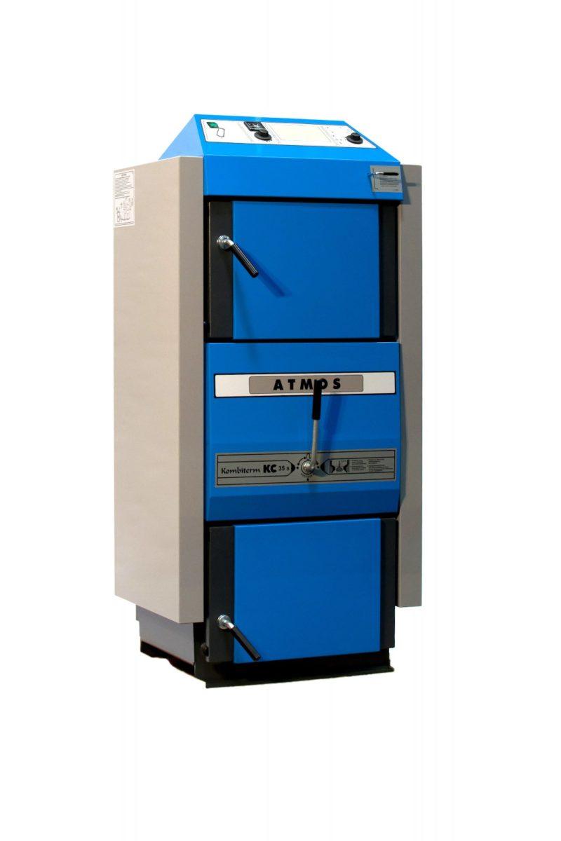 Atmos Kohlevergaser Kessel KC16S bis KC45S Kohlevergaserkessel-2666