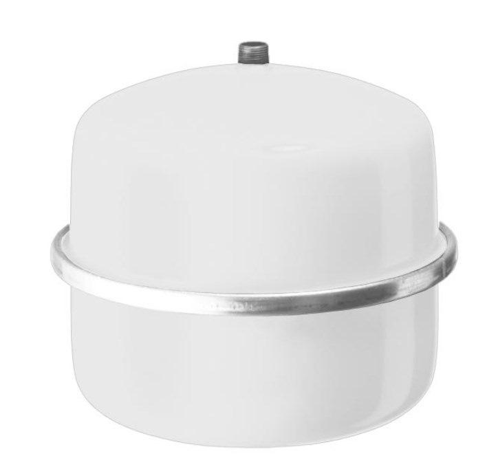 Buderus Membran-Ausdehnungsgefäß Logafix für Heizung, weiß, 18 bis 80 Liter-0