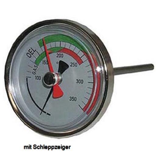 Rauchgasthermometer mit Schleppzeiger RGTHSZ