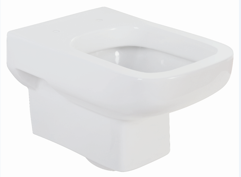Design Wand WC- Set inkl.WC-Sitz mit Absenkautomatik inkl.Aktiv-Clean-Nano-Glasur-1789
