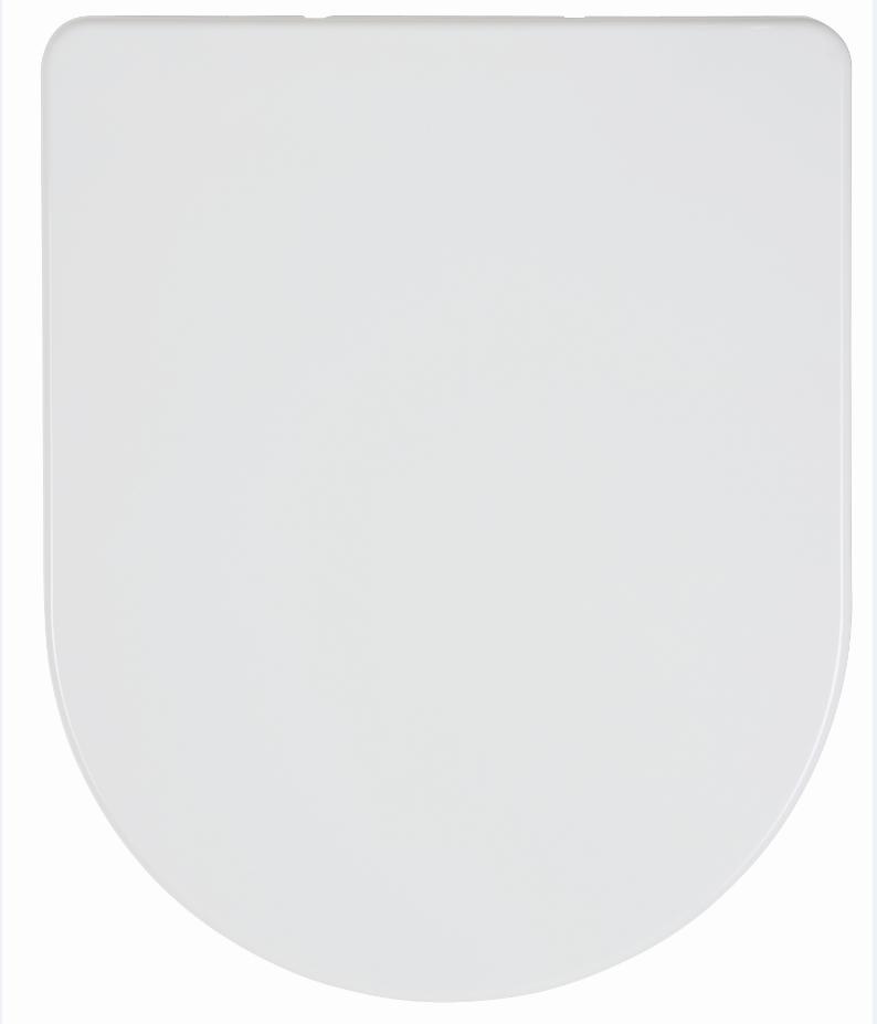 Design Wand WC- Set inkl.WC-Sitz mit Absenkautomatik-1782