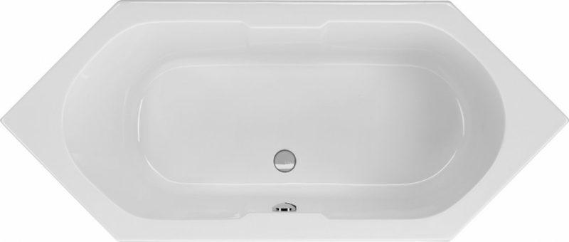 Chr. Schröder 6-Eck-Badewanne Serie Antilla-0