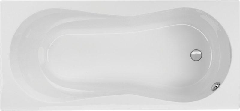 Chr. Schröder Rechteck-Badewanne Serie Curacao-0