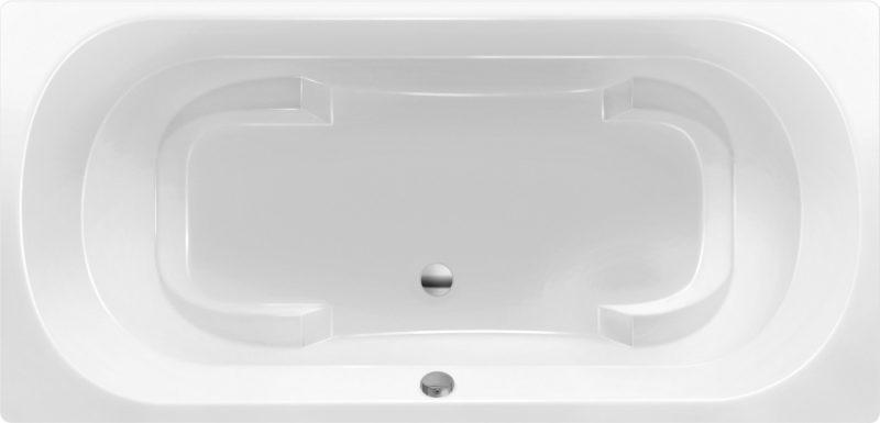 Chr. Schröder Rechteck-Badewanne Serie Kanaga-0