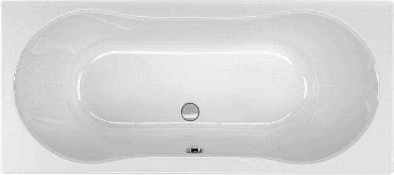 Chr. Schröder Rechteck-Badewanne aus Acryl Serie Lizz-0