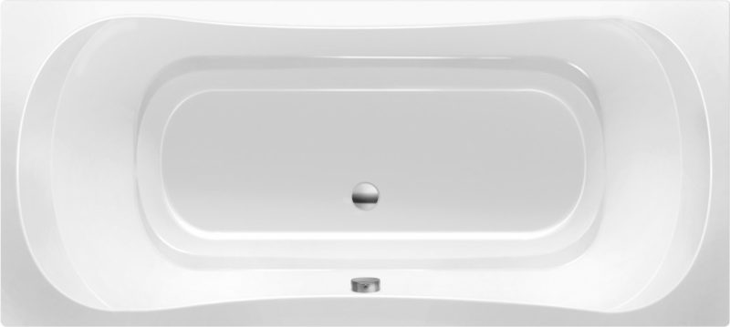 Chr. Schröder Rechteck-Badewanne Serie Nedal-0