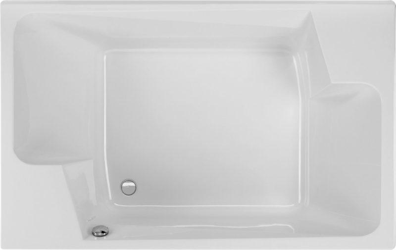 Chr. Schröder Rechteck-Badewanne Serie Saragossa-0