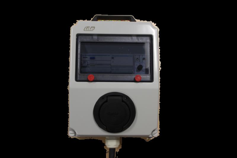 Schnell-Ladebox V3200 für Elektroauto´s-0