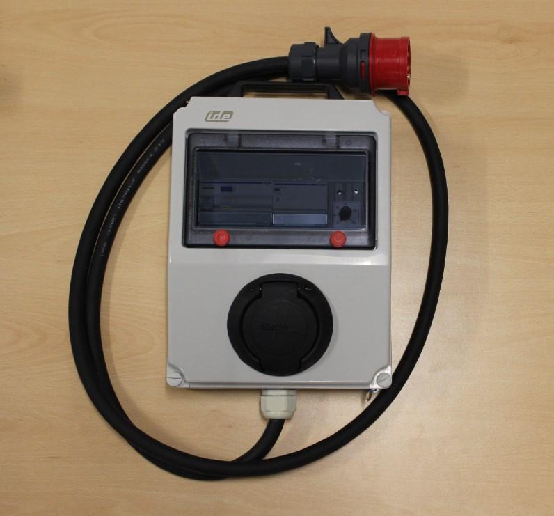 Schnell-Ladebox V3200 für Elektroauto´s-2777