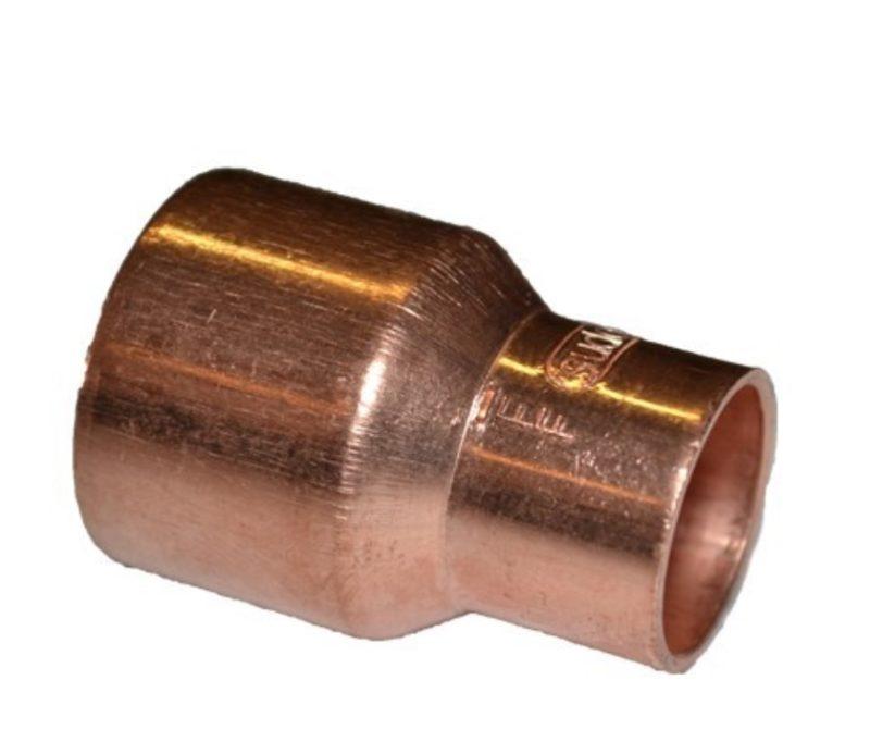 Kupfer-Lötfitting 5240 Reduziermuffe verschiedene Größen-2524