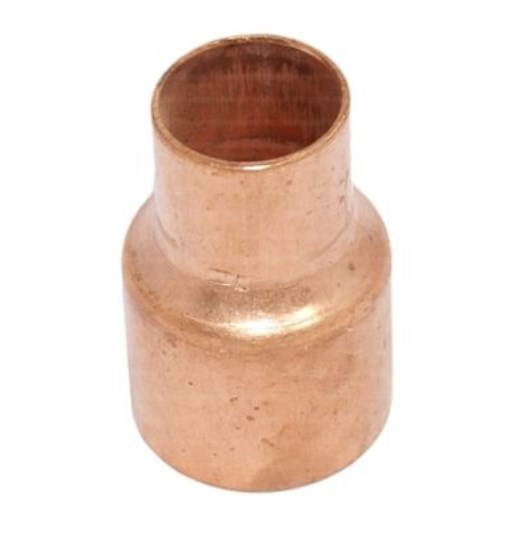 Kupfer-Lötfitting 5243 Absatz/Reduzier-Nippel verschiedene Größen-2526