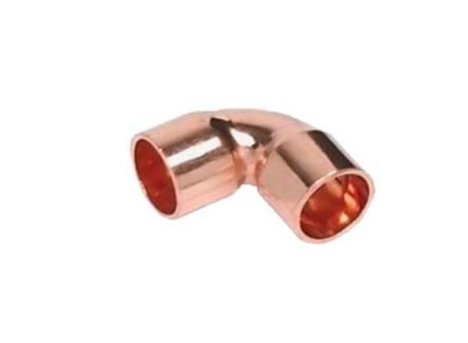 Kupfer-Lötfitting 5090 Winkel 90° I-I verschiedene Größen-0
