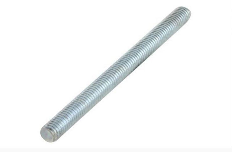 Gewindestange Stahl verzinkt, mit metrischem ISO-Regelgewinde, DIN 976-1 (Form A)-0