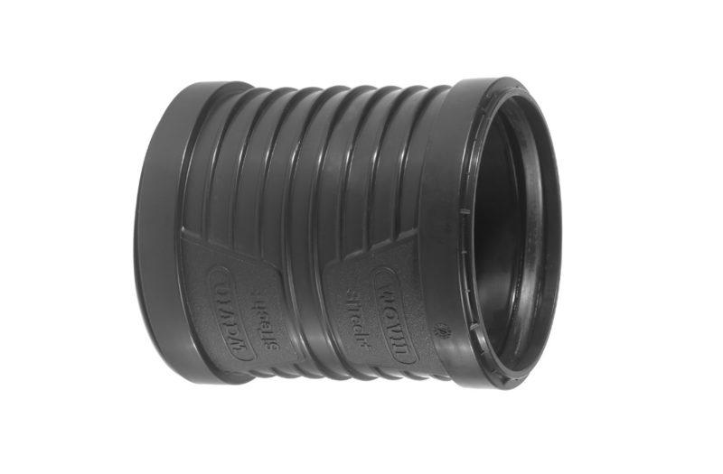 Wavin SiTech+ Schallgedämmtes Abwassersystem, Doppelmuffen DN 32 - DN 150-0