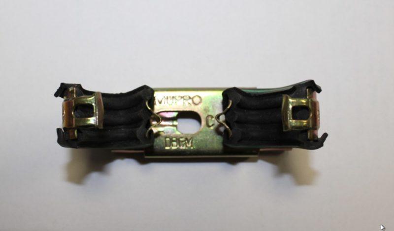 VARIO-Doppelrohrschellen verzinkt von MÜPRO 10-15mm-2972