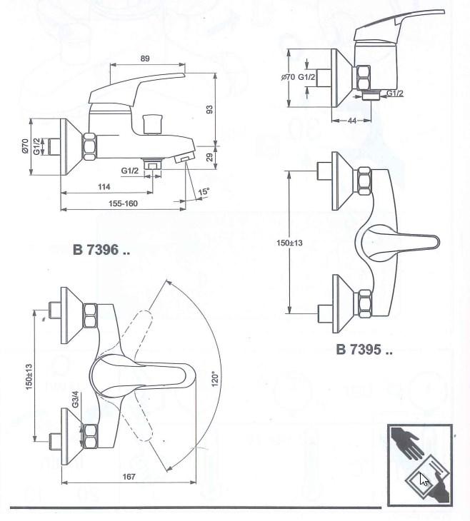 einhand ap badewannenarmatur ideal standard scalastar shk markt 24. Black Bedroom Furniture Sets. Home Design Ideas